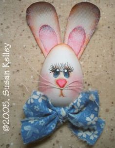 Funny Bunny Pin ePacket