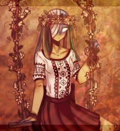 ◈Cyberin サイベリン◈ Ukraine Country, Country Art, Great Artists, Russia, Fandoms, Female, Anime, Hetalia, Countries