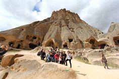 South Cappadocia Tour/Selime Monastery
