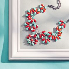 Whatever the statement you want to make, say it loud with bright statement jewelry.