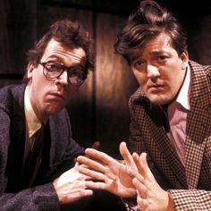 'A Bit of Fry and Laurie', one of the most hilarious sketch shows.