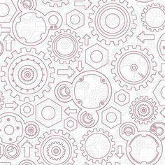 York Wallcoverings Walt Disney Kids II Gadget x Geometric Wallpaper Color: Cream, Gray and Blue Kids Wallpaper, Geometric Wallpaper, Disney Wallpaper, Wall Wallpaper, Paintable Wallpaper, Wallpaper Borders, Walt Disney Kids, Mickey Mouse Silhouette, Bathroom Gadgets