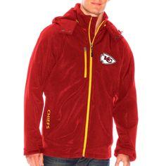 Vintage Kansas City Chiefs Pro Line Authentic zip Jacket-Men's XL ...