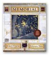 memorial shaun tan gary crew - asking questions free lesson aligned to the Aust. Shaun Tan, Book Club Books, Books To Read, Book Lists, Anzac Day, Persuasive Writing, Australian Curriculum, Book Study, Remembrance Day