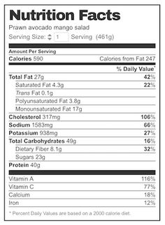 This Prawn Mango and Avocado Salad with Noodles is perfect for balmy summer days. Great no cook meal! www.recipetineats.com Creamy Garlic Prawns, Honey Garlic Chicken, Garlic Shrimp, Crispy Chicken, Teriyaki Chicken, Baked Chicken, Cabbage Salad, Broccoli Salad, Raw Broccoli