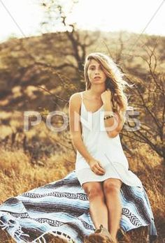 Stock photo Fashion Lifestyle. Fashion Portrait of Beautiful Young Woman Outdoors. Soft warm vintage color tone. Artsy Bohemian Style.. 11.0 MB. 3840 x 5660. From $10. Royalty free. Download now >>>