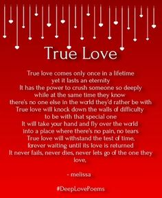 22 Best Romantic Poems and Vows images in 2019 | Love