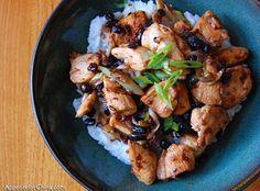 Spicy Black Bean Chicken