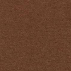 Baumwolljersey - braun mit 5% Elasthan, 195g