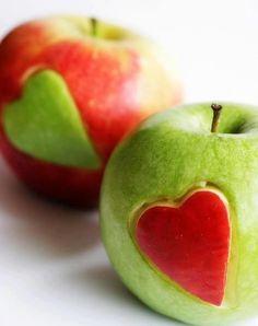 Frutta speciale per la giornata degli innamorat* #sanvalentino