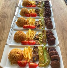 [New] The Best Food Ideas Today (with Pictures) - These are the best food ideas today (with pictures). According to food experts, the Plats Ramadan, Yummy Food, Tasty, Iranian Food, Cooking Recipes, Healthy Recipes, Food Platters, Food Decoration, Food Goals