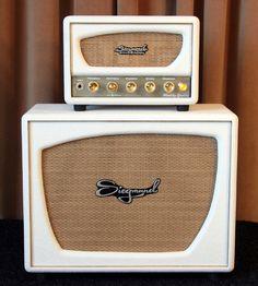 Siegmund Muddy Buddy Head & Cab | 1 Watt Guitar Subminiature Micro Tube Amp