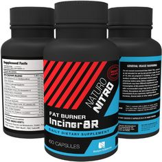 Inciner8R Fat Burner Supplement Designed for Weight Loss and Mental Focus; 1 A Day Pre Workout or Breakfast Pills for Day-long Appetite Control and Fat Loss; Diet Pills for Men and Women - 60 Servings
