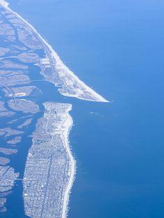 Long Island, Aerial View