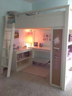 Small bedroom ideas for teenage girl popular of teenage bedroom ideas for small rooms and best . Warm Bedroom, Room Design Bedroom, Room Ideas Bedroom, Bedroom Loft, Trendy Bedroom, Modern Bedroom, Girls Bedroom, Bedroom Storage, Bedroom Themes