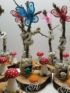 Table Decorations, Home Decor, Haunted Forest, Elves, Faeries, Decoration Home, Room Decor, Home Interior Design, Dinner Table Decorations