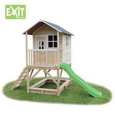 Exit speelhuis Loft 500 naturel online kopen