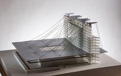 Mediterranean Cultural Centre | Ricardo Bofill Taller de Arquitectura | Archinect