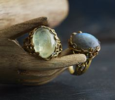 ROOST Jewelry Vine Ring.