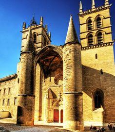 Cathédrale Saint-Pierre de Montpellier 34