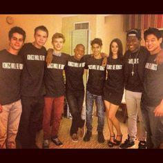 The Maze Runner cast