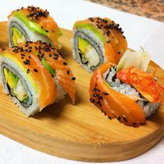 Sushi Tiger Roll