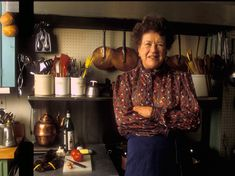 Tis the Season for Julia Child's Trademark Vinaigrette | The only truly acceptable complement to fresh, seasonal greens.