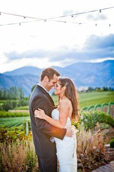 vineyard wedding  //  nicole goddard photography