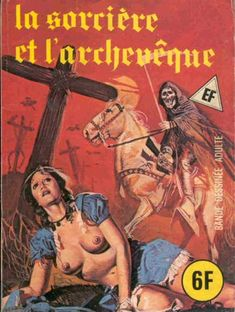 Série bleue (demi-bleue) et Hors-série (Elvifrance) -HS14- La sorcière et l'archevêque