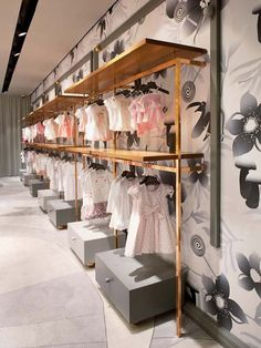 Imagine These: Retail Interior Design | Children Fashion Store ...