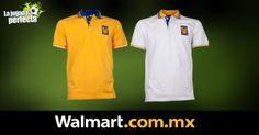 ¡Atención fanáticos del fútbol! Ya tenemos playeras de sus equipos favoritos. Walmart.com.mx, Hacemos Clic!
