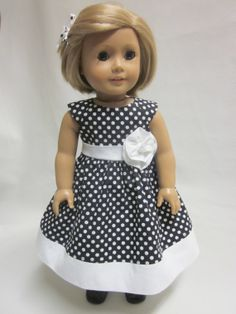 18 inch American Girl Doll Clothes   Spring by IndustriousDog, $12.50