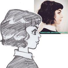 Fistfulofswoon Sketch by Banzchan.deviantart.com on @DeviantArt