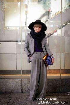 nice hat in #shibuya