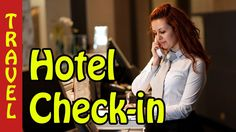 Hotel check in procedure - process- hotel reservation conversation english