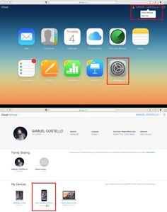 how do i set up iphone tracking