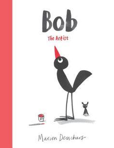 readertotz: Bob The Artist: Marion Deuchars