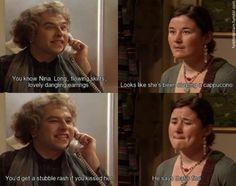 Hello Martin, it´s Linda. Little Britain, British Comedy, He Said That, Bbc Radio, Jokes, Sayings, Husky Jokes, Lyrics, Memes