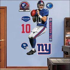 $99.99 Eli Manning Fathead!