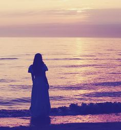 """The calming sea reaches out to me. Inviting me to its pure serenity.""― Elizabeth E. Castillo"