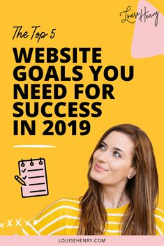 Top five goals for your website if you're an online entrepreneur. You want to monetize your website so you can build a successful business. Check out these 5 website goals to help you build your business.
