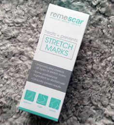Remescar Silicone Stretch Marks Scar Cream Review