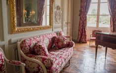 Marie Antoinette's Petit Palace in the Countryside