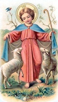 JESÚS, PASTOR DESDE SIEMPRE