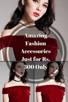 Accessories are Exclamation Point of a Women!! So Girl Get Ready to Buy Amazing Fashion Accessories Just for Rs. 300 Only  Shop Now #Accessories #Fb #Business #Socialmedia #fashion #Women #Focstra #Faballey #Freecoupon #Coupon #Promocode #Freeshipping #Dealoftheday #Discount #Offers #Cashback