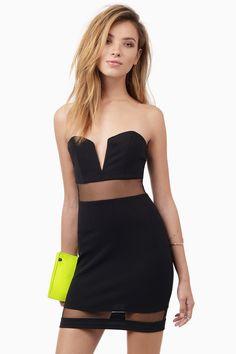 Sweet and Sassy Bodycon Dress