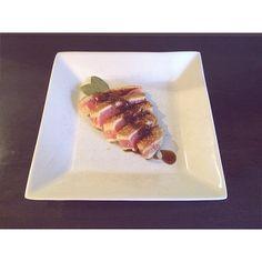 Comfy Sunday / Fashion.Lifestyle.Foodies blog | Tataki de Thon X Érable & Gingembre | Tuna Tataki X Maple & Ginger