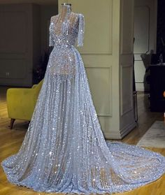 Gala Dresses, Event Dresses, Formal Dresses, Prom Outfits, Beautiful Gowns, Dream Dress, Couture Fashion, Pretty Dresses, Evening Gowns