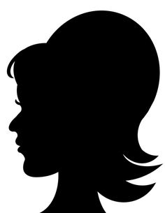 The YW Values are what make a Young Woman.  Maybe you could draw a silhouette of a Young Woman in Black, and divide it up into sections that would represent each YW value