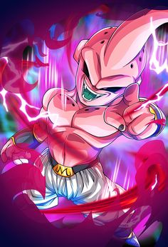 How Strong is Majin Buu in Dragon Ball Z and Super? This has been one of the most asked questions about one of Dragon Ball's Strongest character. Dragon Ball Gt, Dragon Ball Z Shirt, Dragon Ball Image, Majin Boo Kid, Buu Dbz, Kid Buu, Digital Foto, Super Anime, Kid Goku